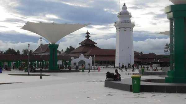 Masjid Agung Banten Lama Serang